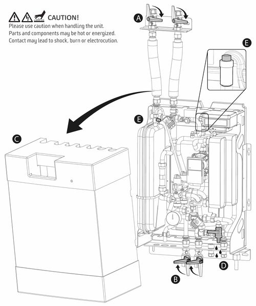 Stupendous Installation Instructions For The Data Hiu Heatweb Wiki Wiring Digital Resources Antuskbiperorg